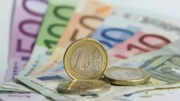 Fast 60 Milliarden Euro weniger Schulden