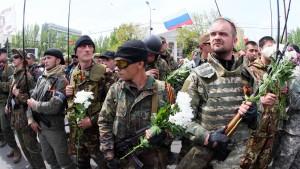 Für ein neues Russland im Osten der Ukraine
