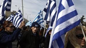 Schäuble gegen schnellen Schuldenerlass für Griechenland