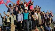 Putschversuch gegen Erdogan endet mit 265 Toten