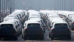 Porsche ruft mehr als 20.000 Cayenne zurück
