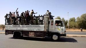 Sudanesisches Militärflugzeug abgeschossen