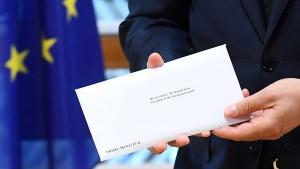 Der harte Brexit wird zum Drahtseilakt