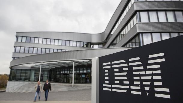 IBM will in Europa 10.000 Stellen streichen