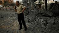 Waffenruhe folgt auf heftige Gefechte am Gazastreifen