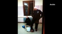 Asylbewerber eingesperrt, verprügelt und erniedrigt