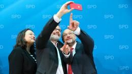Schulz zeigt seiner Partei die Optionen