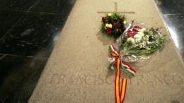 Spanier streiten sich um Franco-Denkmal