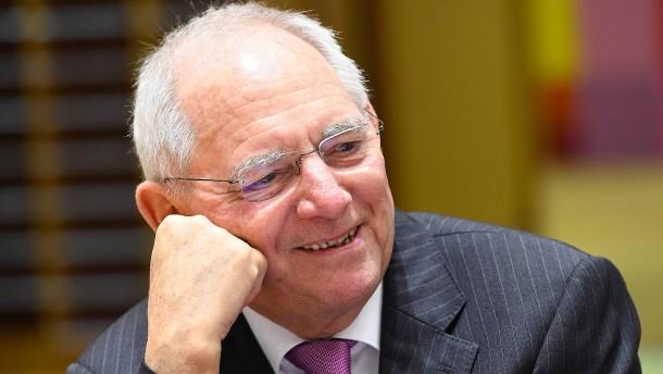 Gezerre um Schäubles Brüssel-Initiative