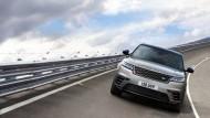 Der Velar ist nun schon das vierte Modell der JLR-Nebenmarke Range Rover.