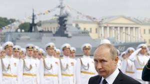 Russland weist 755 amerikanische Diplomaten aus