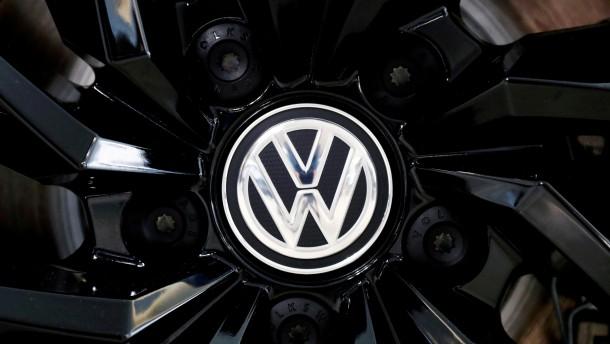 VW fährt Rekordergebnis im ersten Halbjahr ein