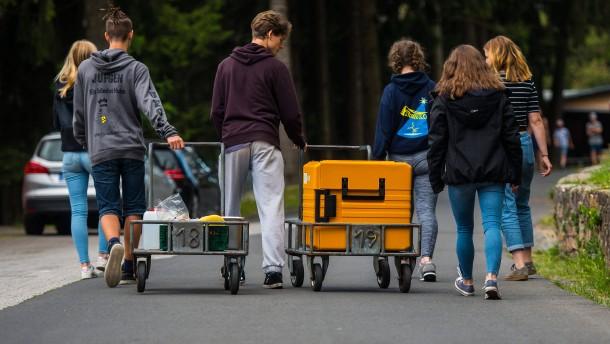 Hessen zahlt für stornierte Klassenfahrten