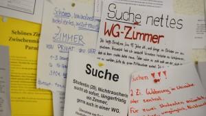 Studenten zahlen in Berlin deutlich mehr Miete