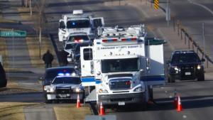 Ein toter und mehrere verletzte Polizisten in Colorado