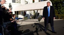 Trump und der Iran im Tauschgeschäft um Gefangene