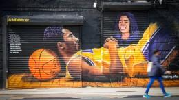 Erinnerungen an Kobe Bryant werden versteigert