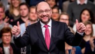 Schulz holt 100 Prozent der Stimmen
