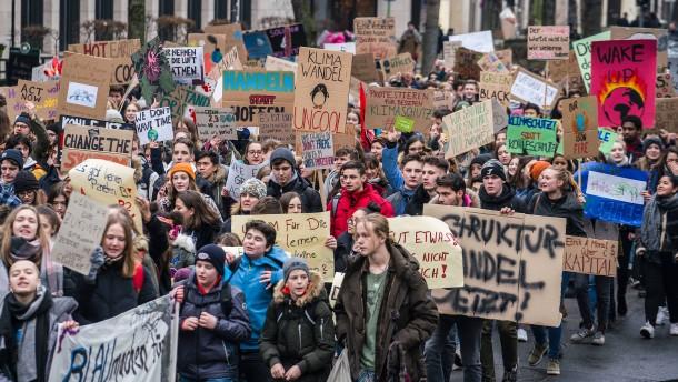 Alle wollen mehr Klimaschutz – aber nicht dafür zahlen