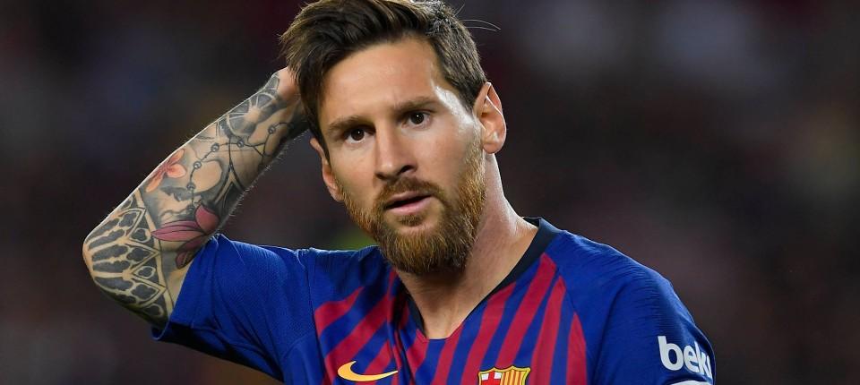 Lionel Messi Wird Nicht Europas Fussballer Des Jahres