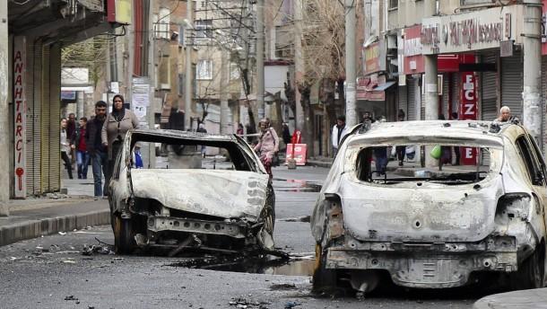 Die Wut der jungen Kurden