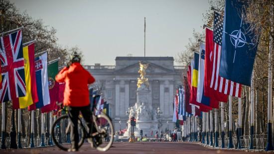 Nato-Gipfel im Zeichen der Zukunftsdebatte