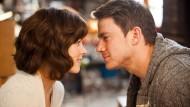 """Hier steigt die Zuneigungskurve ganz offensichtlich: Rachel McAdams und Channing Tatum im Film """"Für immer Liebe"""""""