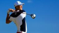 """Martin Kaymer legt Wert auf sein Äußeres, auch wenn er weiß: """"Die Beach Muscles bringen nicht so viel fürs Golf."""""""