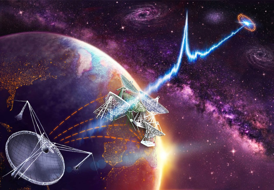 Die neuen Beobachtungen könnten auch eine Erklärung für die Natur mysteriöser Radioblitze liefern, deren physikalischer Ursprung bislang weitgehend unklar ist.