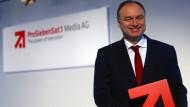 27 Millionen Euro für den Chef von Pro Sieben Sat 1