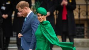 Prinz Harry und Meghan: Umweltbewusst im SUV?