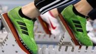 Adidas gibt kein Geld mehr für Anti-Doping-Kampf aus