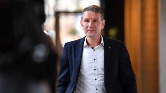 Thüringer AfD stellt Höcke bei Ministerpräsidentenwahl auf