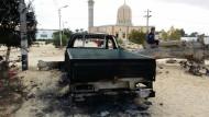Ägyptisches Militär setzt Sinai-Offensive fort