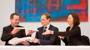 Rot-Rot-Grün wählt Müller zum Regierenden Bürgermeister