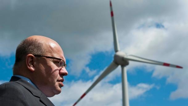 Altmaier gegen Senkung der Stromsteuer