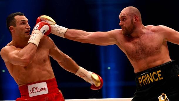 """Fury ist für Klitschko """"kein Thema mehr"""""""