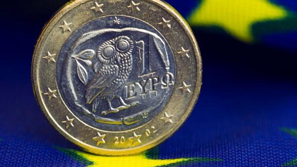 Kein Schuldenschnitt für Griechenland