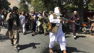 USA kündigen Gespräche mit den Taliban an
