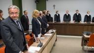 Kroatische Ex-Agenten wegen Mordes verurteilt
