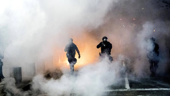 Minister verteidigt Vorgehen gegen Demonstranten