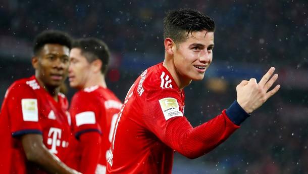 FC Bayern zeigt keine Gnade