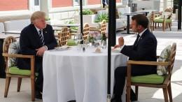 G-7-Gipfel in Biarritz hat begonnen