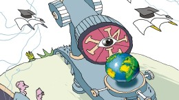 Volkswirte müssen global denken, nicht provinziell