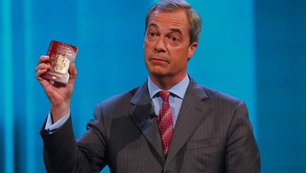 """""""Wir Briten haben Besseres verdient"""""""