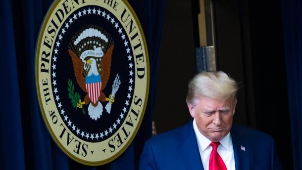 Schwere Schlappe für Trump