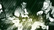 Mit der Wirklichkeit nichts gemein: Anders als in Filmen finden illegale Pokerrunden selten in verrauchten Hinterzimmern von zwielichtigen Kneipen statt.