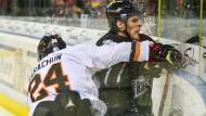 Nach Erhebung der VBG treten die meisten Fälle beim Eishockey (8,6 Prozent) auf.