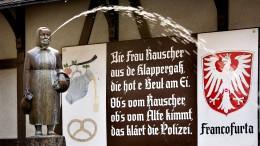 Welche Dialekte spricht Frankfurt?
