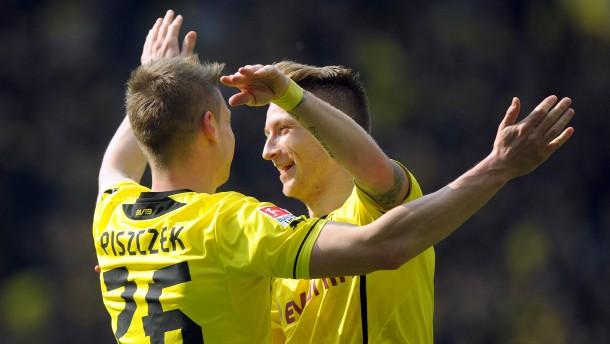 Über Dortmund scheint die Sonne